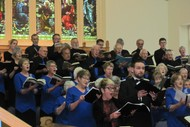 Image for event: Mid Canterbury Choir Christmas Concerts