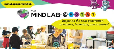 The Mind Lab at MOTAT Holiday Workshops