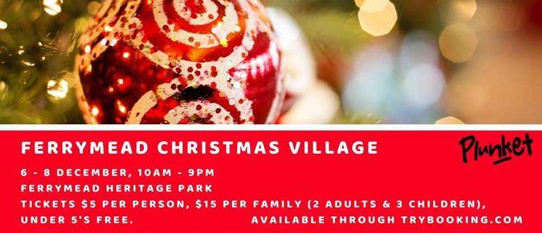 Ferrymead Christmas Village