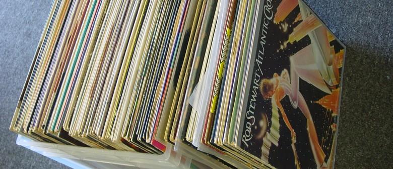 Huge Pop & Rock Vinyl Record Sale