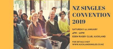 NZ Singles Convention