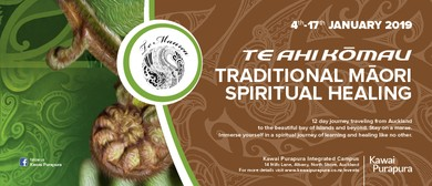 Traditional Maori Healing Journey