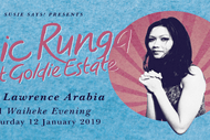 Image for event: Bic Runga with Lawrence Arabia: A Waiheke Evening
