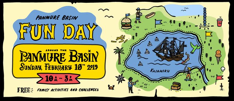 Panmure Basin Fun Day 2019