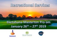 Image for event: Recreational Services-Pro-Am Golf Tournament