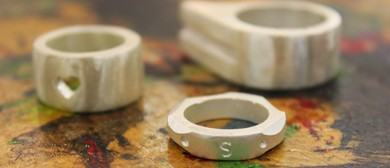 Studio One Toi Tū - Silver Ring Casting