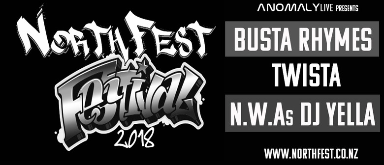 NorthFest 2018: CANCELLED