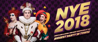 NYE 2018 - Biggest Party in Town