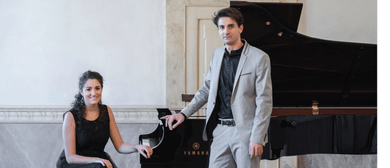 Aroha Music Society - Spina & Benignetti Piano Duo