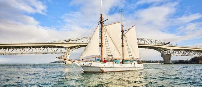 Summer Sailings - Auckland Harbour Heritage Vessels