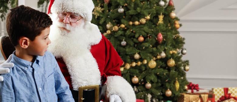 Sensory-friendly Santa Photos