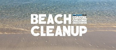 Cargo Plus Coastal Challenge Beach Cleanup #3