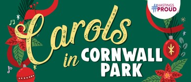 Carols In Cornwall Park