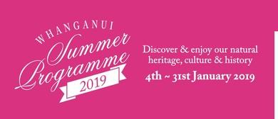 Whanganui Summer Programme 2019