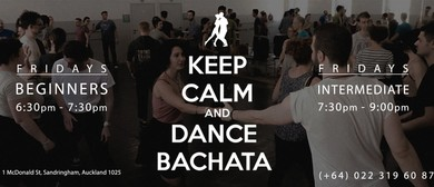 Friday Bachata Classes