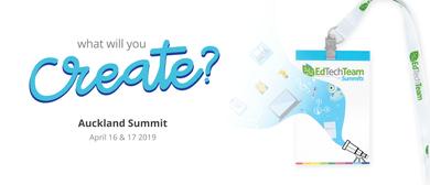 EdTechTeam Auckland Summit