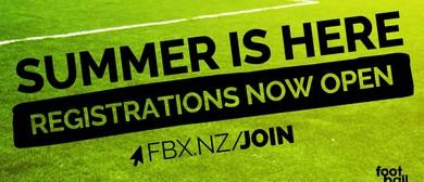 Summer 8 A Side Soccer - Football Leagues