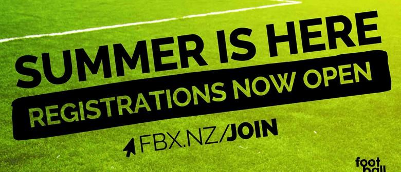 Summer 5 A Side Soccer - Football Leagues