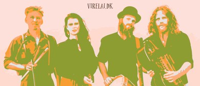 Virelai - Danish Folk NZ Tour