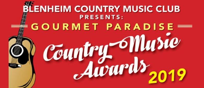 Gourmet Paradise Country Music Awards
