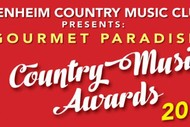 Image for event: Gourmet Paradise Country Music Awards