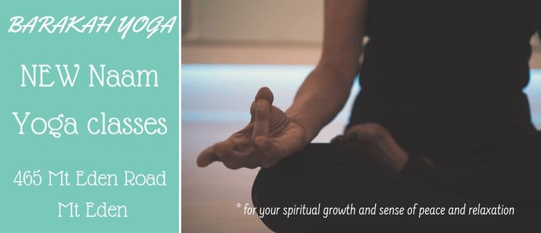 New Naam Yoga Classes - Auckland - Eventfinda