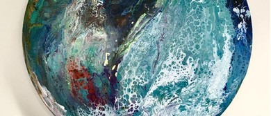 Studio One Toi Tū - Acrylic Pouring and Resin Art