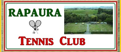 Rapaura Tennis Club New Year Doubles Tournament