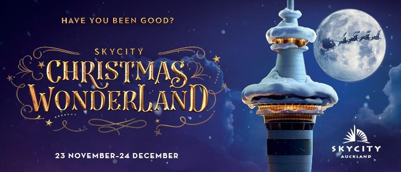 SKYCITY Christmas Wonderland