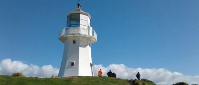 Pencarrow Lighthouse Tour - 160th anniversary