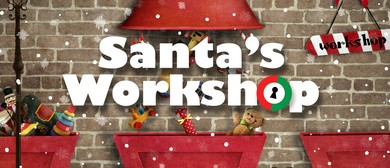 Christmas Soap Crafts Workshop