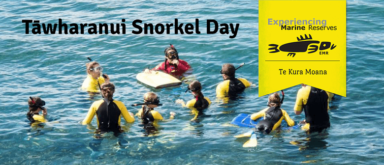 Tāwharanui Snorkel Day: CANCELLED
