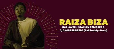 Raiza Biza Live at the Common Room