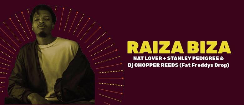 Raiza Biza Live at the Common Room