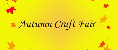 Autumn Arts & Crafts Fair