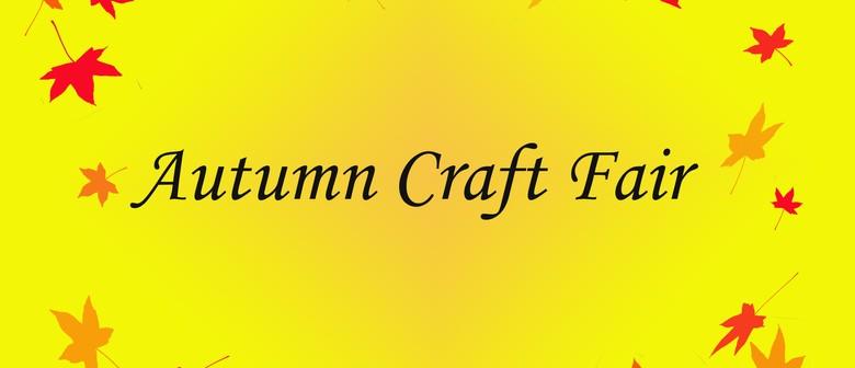 Autumn Arts & Crafts Fair