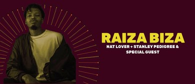 Raiza Biza Live at Lucky Bar