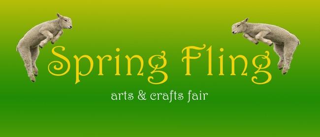 Spring Fling Arts & Crafts Fair