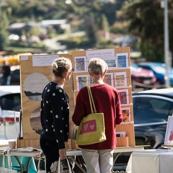 Wanaka Sunday Craft Market