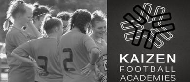 Kaizen Football Academy for Girls (4 Weeks Pilot): POSTPONED