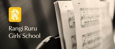 Rangi Ruru Girls' School 2019