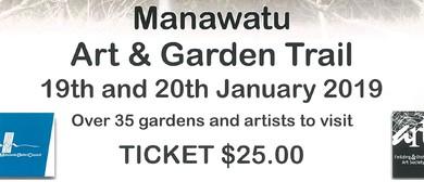 Manawatu Art & Garden Trail 2019