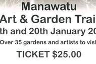 Image for event: Manawatu Art & Garden Trail 2019