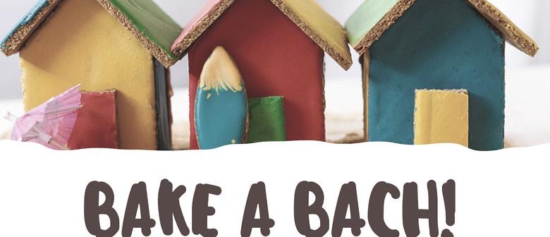Bake A Bach - Ginger Bread Houses the Kiwi Way