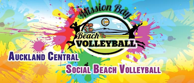 ACVC Summer Series: Mixed Pairs Beach Volleyball