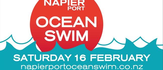 Napier Port Ocean Swim 2019