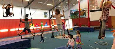 Tiny Tots Circus Class (4 - 6 yrs) Kids Circus