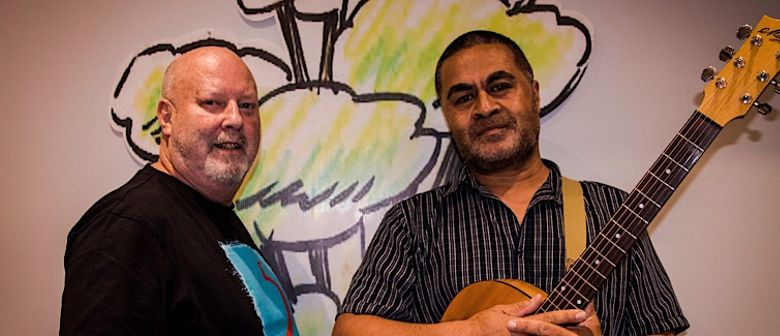 David Feehan and Andy Mauafua