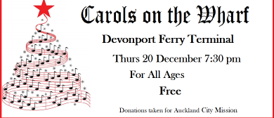 Carols On the Wharf