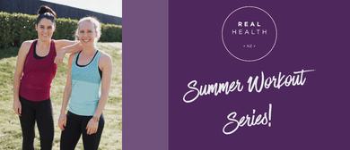 Real Health NZ Summer Workout Series